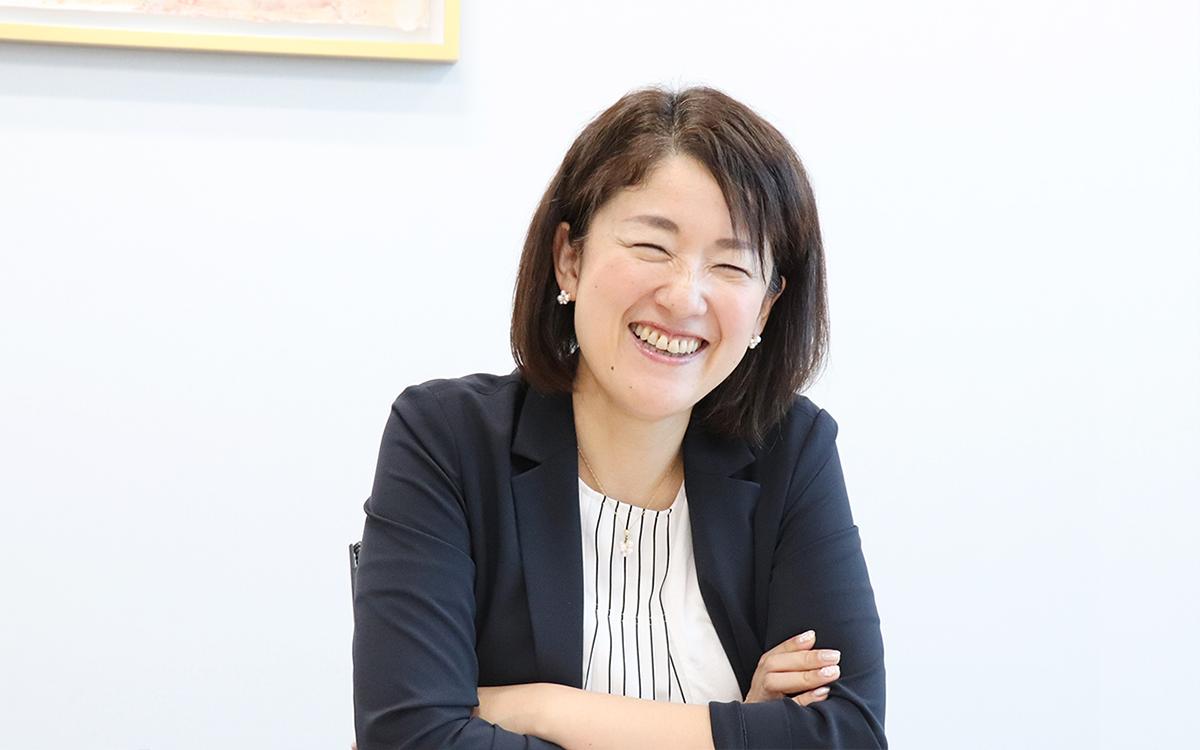 企業評価総合研究所 代表取締役社長 米澤恭子氏